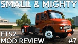 Download ETS2 Mod Reviews #7 - Mercedes-Benz LS1519 Video
