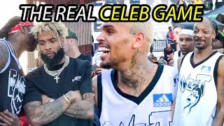 Download The STARS Come Out For Snoop's Celeb Game! Odell Beckham, Chris Brown, Lil Dicky, 2 Chainz & More! Video