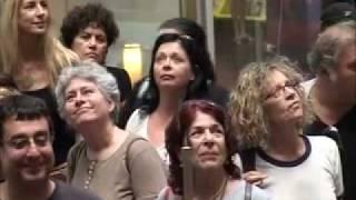 Download אופרה בהפתעה בדיזינגוף סנטר - Opera at the heart of Tel Aviv Video