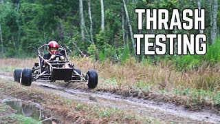 Download 750cc Cross Kart Thrash + Speed Testing! Video