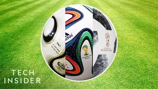 Download Why World Cup Balls Look So Weird Every Tournament Video