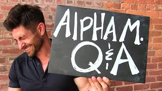 Download Alpha M. Q&A | SH*T Just Got REAL | Answering YOUR Questions & Comments Video