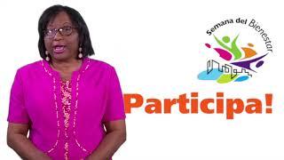 Download Dra Carissa F. Etienne— Sé un promotor de salud. Semana del Bienestar 2018 Video