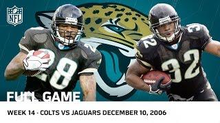 Download Fred Taylor and Maurice Jones-Drew Run Rampant Colts vs. Jaguars (Week 14, 2006) | NFL Full Game Video