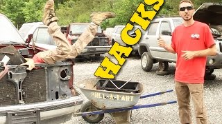 Download 11 Salvage Yard Tips and Tricks Video