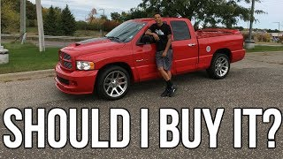 Download SRT 10 Viper Truck Crew Cab Review!! From A Hellcat Owners Perspective Video