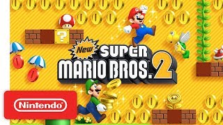 Download New Super Mario Bros. 2 E3 Trailer - Nintendo 3DS Video