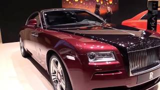 Download 2018 Rolls Royce Wraith Design Limited Special First Impression Lookaround Review Video
