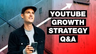 Download 🔴 YouTube Growth Tips & Content Strategy LIVE Q&A Video