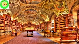 Download 10 most beautiful libraries in the world Video