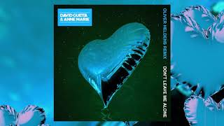 Download David Guetta ft Anne Marie - Don't Leave Me Alone (Oliver Heldens Remix) Video