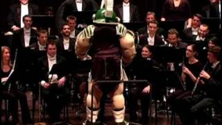 Download Sparty Conducts the MSU Fight Song Video