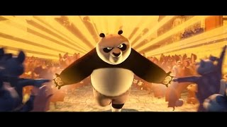 Download Kung Fu Panda 3 - Po & The furious Five's Entry Scene Video