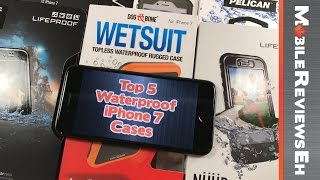 Download The 5 BEST Waterproof iPhone 7 Cases (you might need one even though the iPhone 7 water resistant) Video