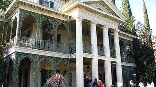 Download Haunted Mansion ride at Disneyland - HDThrillSeeker Video