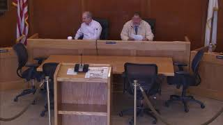 Download LIVE: License Commission Meeting Video