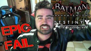 Download Batman: Arkham Knight Angry Rant! (+ Destiny DLC) Video
