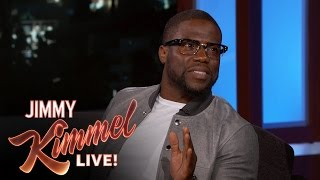 Download Kevin Hart on Working with Dwayne Johnson Video