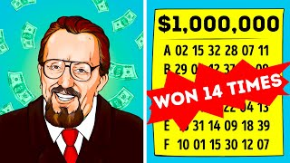 Download 14-Times Lottery Winner Finally Reveals His Secret Video