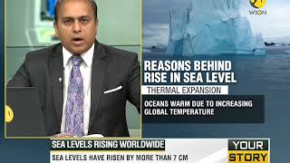 Download Sea levels rising worldwide Video