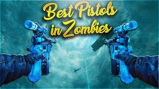 Download Top 10 Pistols in Call of Duty Zombies History! (Best Pistols WaW - BO3) Video