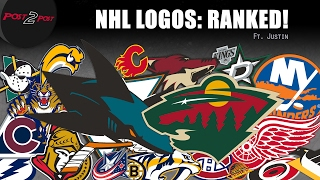 Download NHL Logos - Ranked by Justin! Video