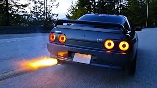 Download 800 HP Nissan Skyline R32 GTR | True to the 32 Video