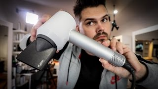Download Is It Worth The Money? Dyson Supersonic Blow Dryer FULL Review and Test | MATT BECK VLOG 77 Video