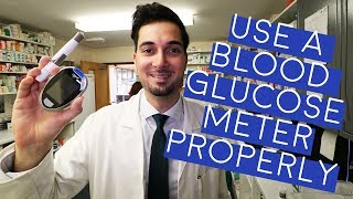 Download How To Test Blood Sugar | How To Use Glucometer | How To Check Blood Glucose | (2018) Video
