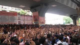 Download LALBAUG CHA RAJA VISARJAN SOHALA 2014 - BY PRATHAMESH SAGARE Video