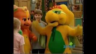 Download Barney & Friends: The Amazing Captain Pickles: A Hero Adventure (Season 12, Episode 8) Video