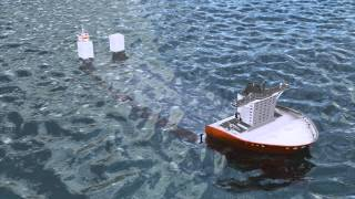 Download World largest semi-submersible cargo transport ship Video