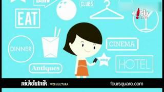 Download Foursquare: Lo último en redes sociales Video