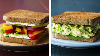 Download 13 Healthy Sandwich Recipes For Weight Loss Video