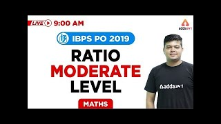 Download 9 AM - IBPS PO 2019 - Maths - Ratio Moderate Level Video
