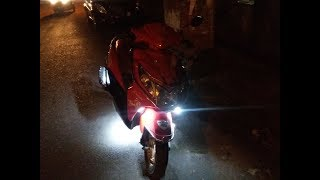 Download How To Install Led light In Hond Dio Video