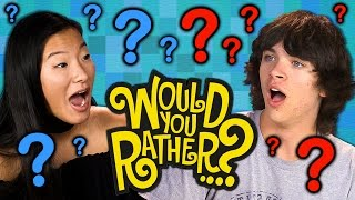 Download WOULD YOU RATHER?! (Teens React: Gaming) Video