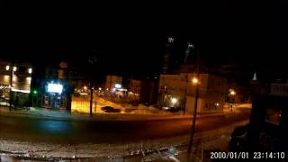 Download Timelapse Neige Chicoutimi 29/12/16 - 30/12/16 Video
