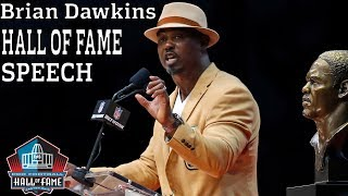 Download Brian Dawkins FULL Hall of Fame Speech | 2018 Pro Football Hall of Fame | NFL Video