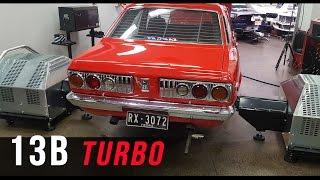 Download 800+hp street RX-3 hub dyno | Promaz Video