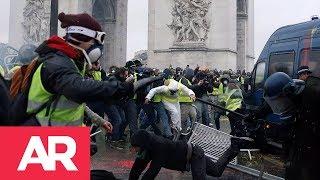 Download Continúan disturbios en París Video