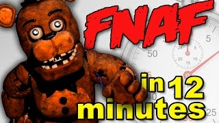 Download The History of Five Nights at Freddy's - A Brief History Video