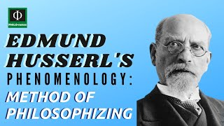 Download Husserl's Phenomenology: Method of Philosophizing - Key Concepts - PHILO-notes Whiteboard Edition Video