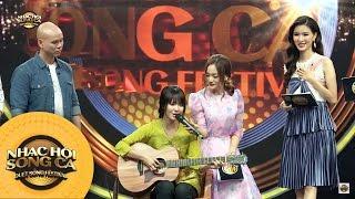 Download Jang Mi làm cả phim trường im bặt vì giọng hát và tiếng đàn | Tập 10 | Nhạc Hội Song Ca Video