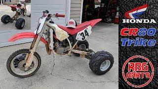 Download Honda CR80 Trike Conversion Video