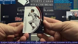 Download 2016 Panini Immaculate Baseball 1 Box Break For William C. Video