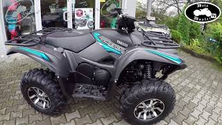 Download Quad Yamaha Grizzly 700 EPS 2018 Special Edition Promo MotoMaster Video