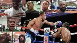 Download MAYWEATHER GYM REACTS TO LOMACHENKO-WALTERS OUTCOME Video