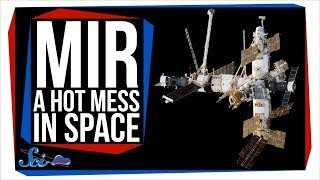 Download The Hot Mess That Was the Mir Space Station Video