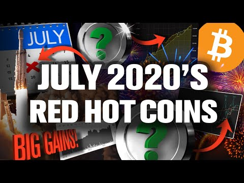Top ALTCOINs this Summer!? Hottest Coins of July Are…